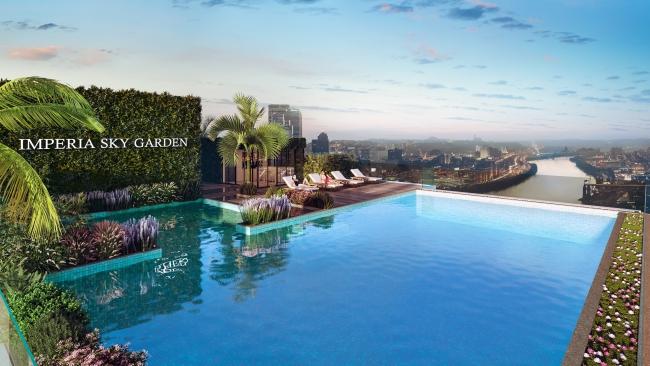 Imperia Sky Garden: dự án có thiết kế cảnh quan xuất sắc nhất 1
