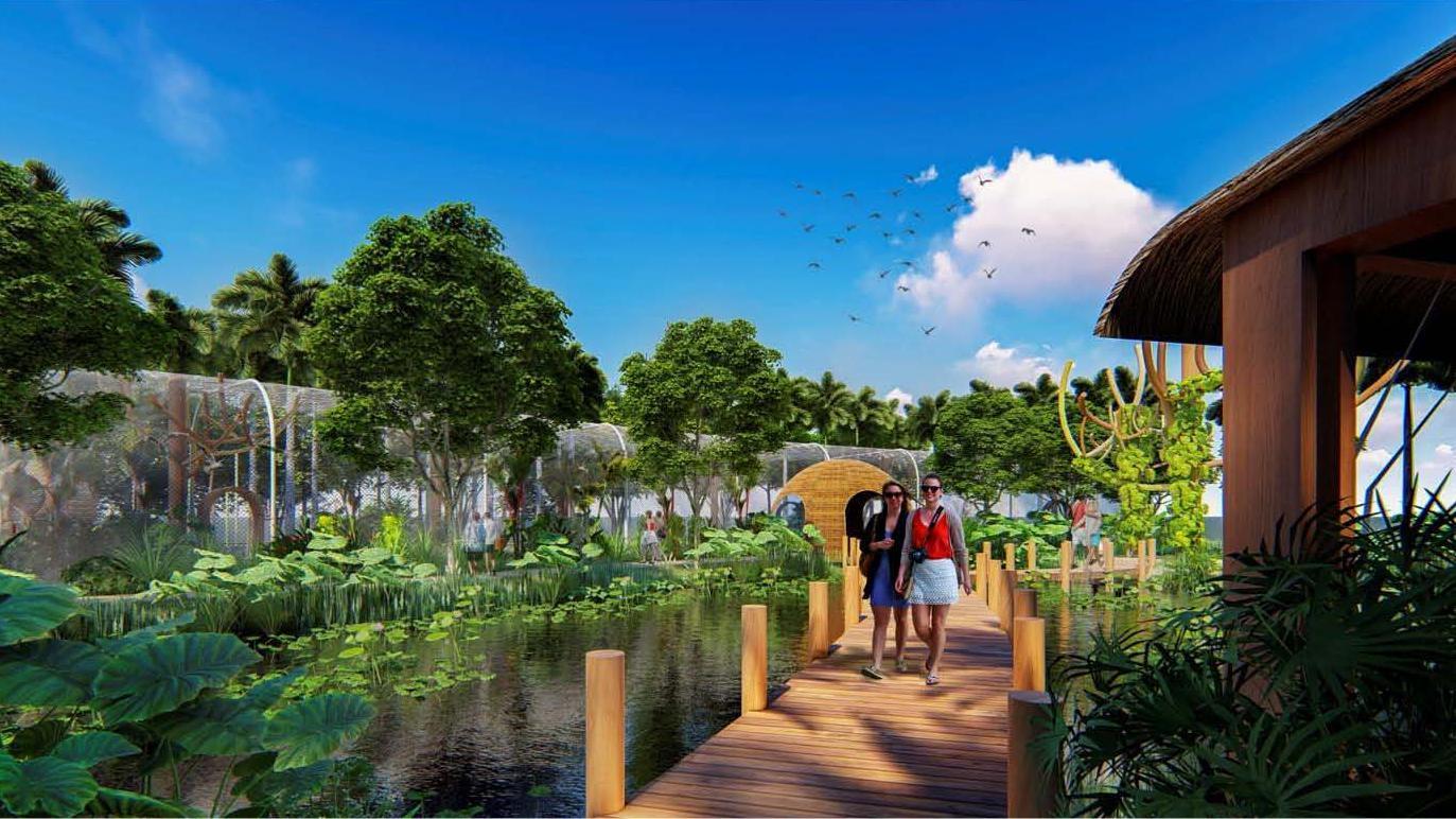 Thêm một dự án du lịch lớn tại Khánh Hòa được Ngân hàng Quân đội cấp vốn 1