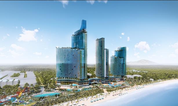 Crystal Bay bắt tay với các đối tác triển khai dự án SunBay Park Hotel & Resort 2
