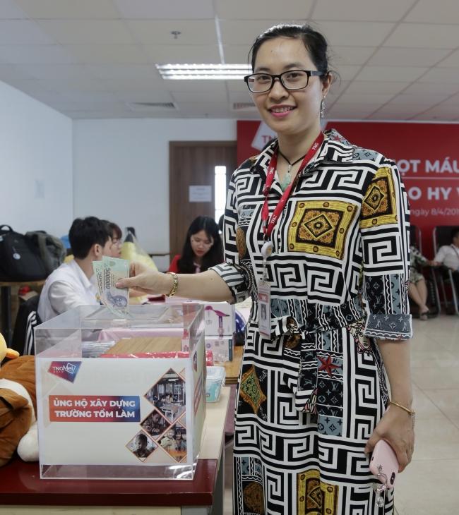 TNG Holdings Vietnam gây quỹ xây trường học cho trẻ em vùng cao 2