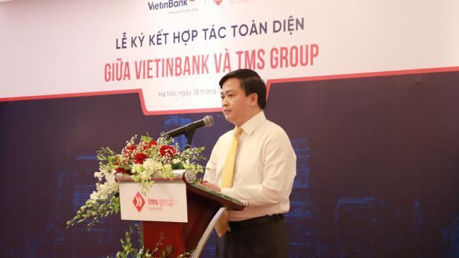 TMS Group và VietinBank thắt chặt quan hệ, khách hàng hưởng lợi 1