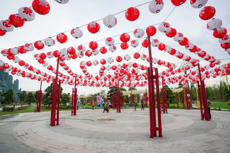 Chiêm nghưỡng khu Vườn Nhật hơn 6ha tại Vinhomes Smart City 2