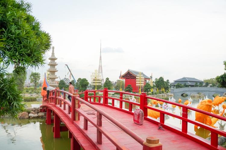 Chiêm nghưỡng khu Vườn Nhật hơn 6ha tại Vinhomes Smart City 6