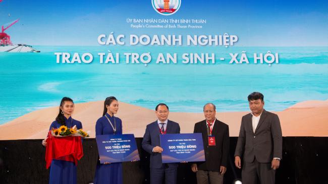 Tập đoàn TMS tập trung đầu tư chiến lược tại Bình Thuận 1
