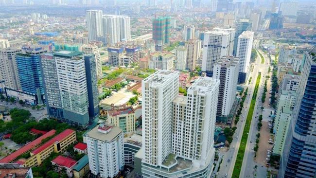Rủi ro kép cho doanh nghiệp bất động sản hậu Covid-19 1