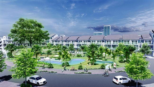 Nhà phố Oriana Residences – Tài sản giá trị, đầu tư hiệu quả