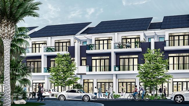 Nhà phố Oriana Residences – Tài sản giá trị, đầu tư hiệu quả 2
