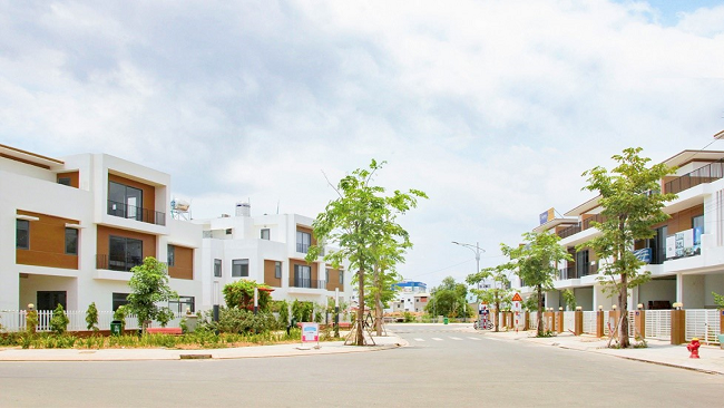 Khởi công xây dựng chung cư cao tầng C1, C2 tại khu nhà ở Hưng Phú 1