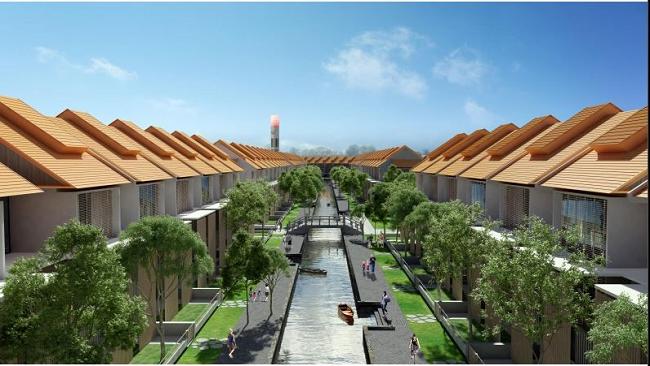C.T Land phấn đấu vượt khó để đạt doanh thu cao trong năm 2021