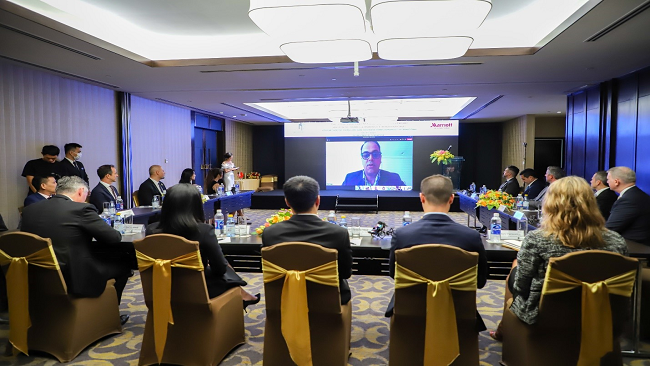 Marriott International và Masterise Homes xây dựng khu bất động sản hàng hiệu tại Việt Nam 1