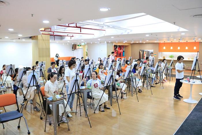 FWD Việt Nam - Một trong những công ty có môi trường làm việc tốt nhất Châu Á 2