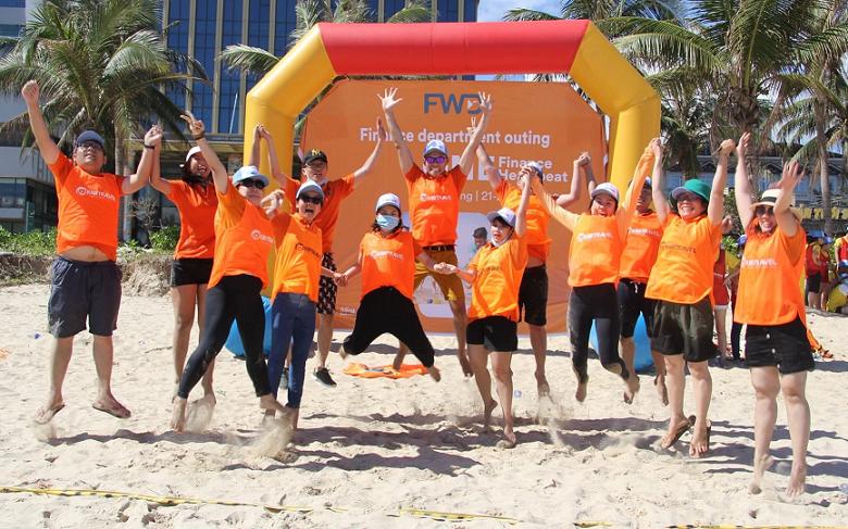 FWD Việt Nam - Một trong những công ty có môi trường làm việc tốt nhất Châu Á 1