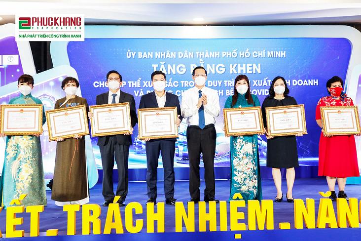 CEO Phuc Khang Corporation – Lạc quan và tin tưởng vào tương lai khi dịch bệnh được kiểm soát
