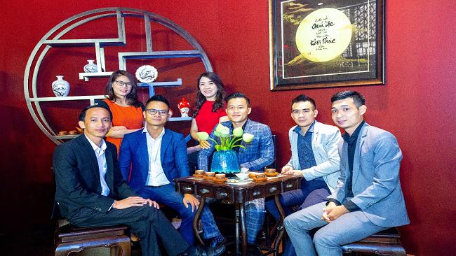 Tập đoàn Danh Khôi tổ chức họp mặt đầu năm các đối tác đồng hành