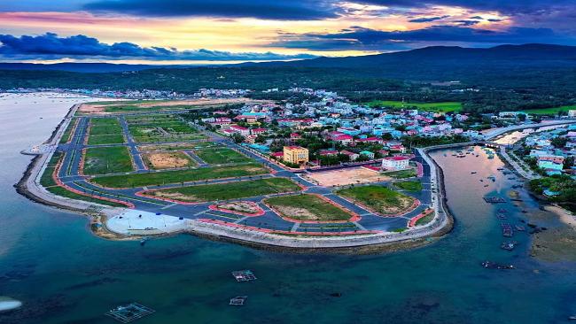 Khan hiếm đất nền biệt thự ven biển tại Phú Yên