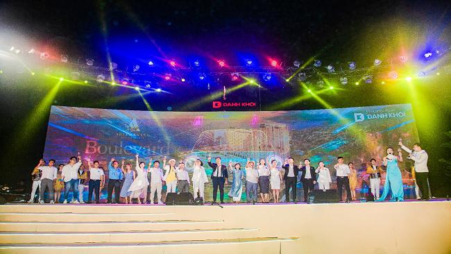 Khuấy động cảm xúc cùng sự kiện khởi động dự án Aria Đà Nẵng Hotel & Resort 1