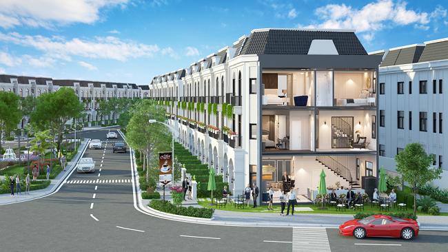 Khu đô thị La Villa Green City là xu hướng bất động sản năm 2021 1