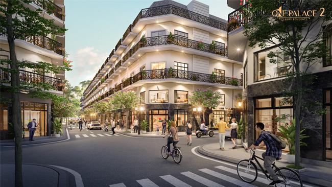One Place 2 – Nhà phố thương mại 3 mặt view sông ngay trung tâm quận 12 2