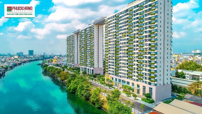 """Diamond Lotus Riverside tái hiện """"sân đình thời hiện đại"""" ngay giữa lòng Sài Gòn 1"""