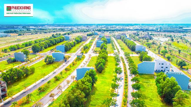 Làng Sen Việt Nam – Khu đô thị xanh kiểu mẫu tại Long An