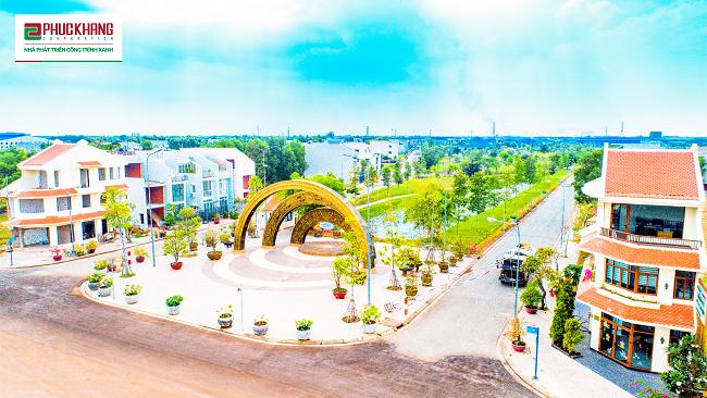 Làng Sen Việt Nam – Khu đô thị xanh kiểu mẫu tại Long An 1