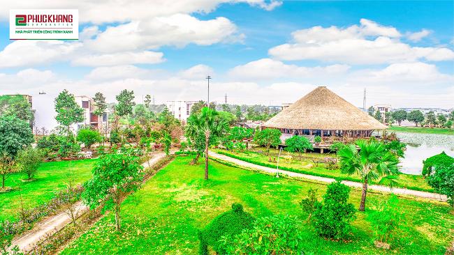 Làng Sen Việt Nam – Khu đô thị xanh kiểu mẫu tại Long An 2