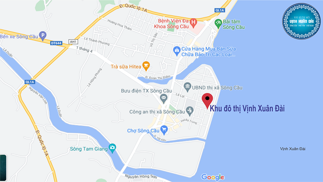 5 lý do nên đầu tư vào khu đô thị Vịnh Xuân Đài