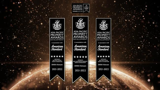 Khẳng định giá trị khác biệt, DKRA Vietnam thắng lớn tại Asia Pacific Property Awards 1