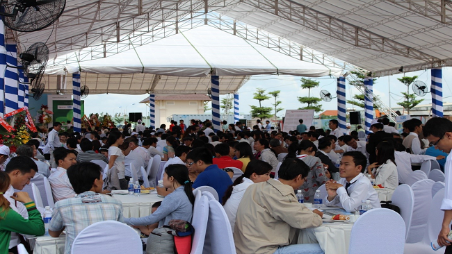 Tập đoàn Nam Long đồng hành cùng đối tác Nhật phát triển dòng sản phẩm EHome 1