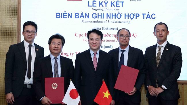 FIA và EY Việt Nam hợp tác thu hút nguồn vốn FDI