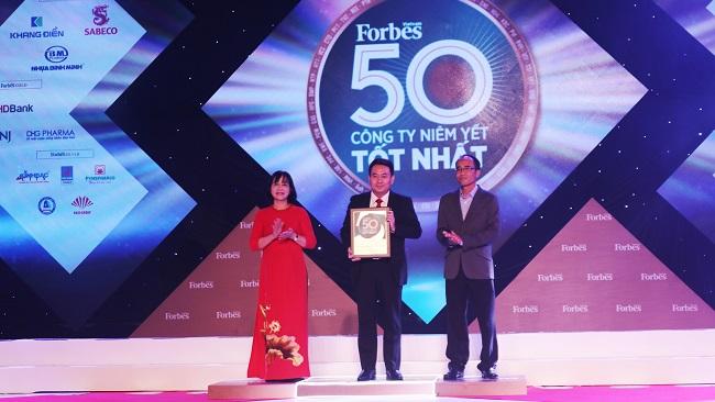 PNJ được vinh danh Top 50 Công ty niêm yết tốt nhất Việt Nam