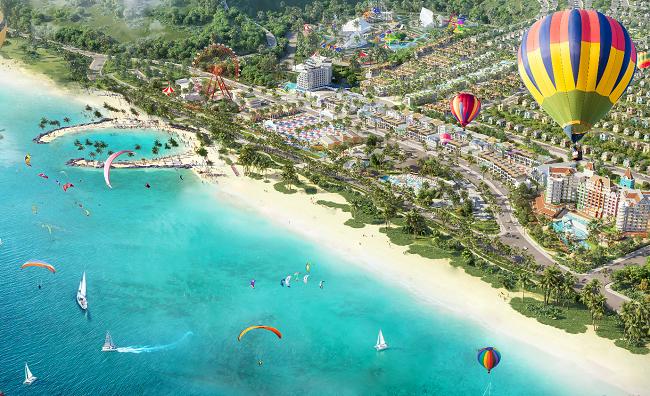 """Bất động sản du lịch tại Phan Thiết """"lọt mắt xanh"""" nhà đầu tư phía Bắc 1"""
