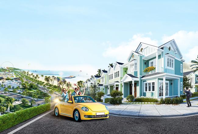 """Bất động sản du lịch tại Phan Thiết """"lọt mắt xanh"""" nhà đầu tư phía Bắc"""