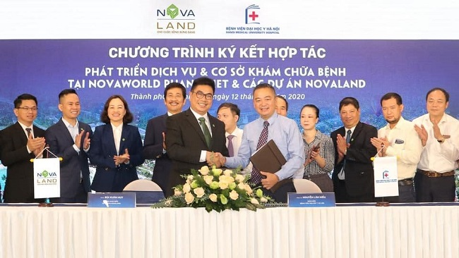 Novaworld Phan Thiet chú trọng tiện ích chăm sóc sức khỏe