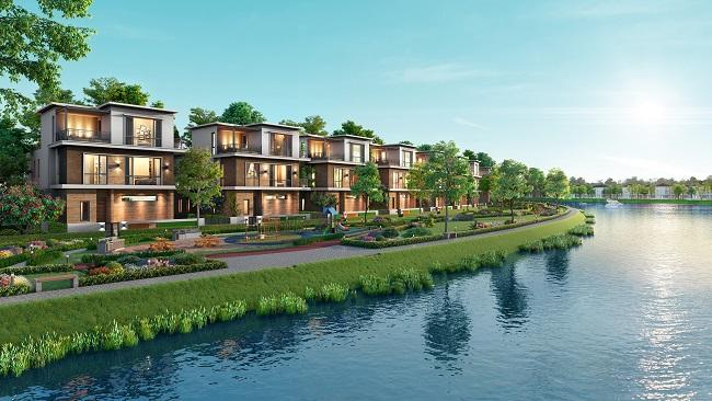 Bất động sản đảo đô thị: Sóng đầu tư mới khuấy đảo thị trường 2