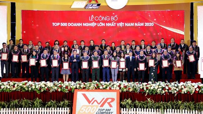 Tập đoàn Đất Xanh lọt Top 10 doanh nghiệp bất động sản tư nhân lớn nhất Việt Nam