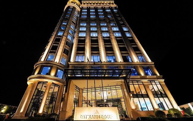 Tập đoàn Đất Xanh lọt Top 10 doanh nghiệp bất động sản tư nhân lớn nhất Việt Nam 1