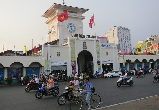 Chợ Sài Gòn đẹp đất đẹp tình 1