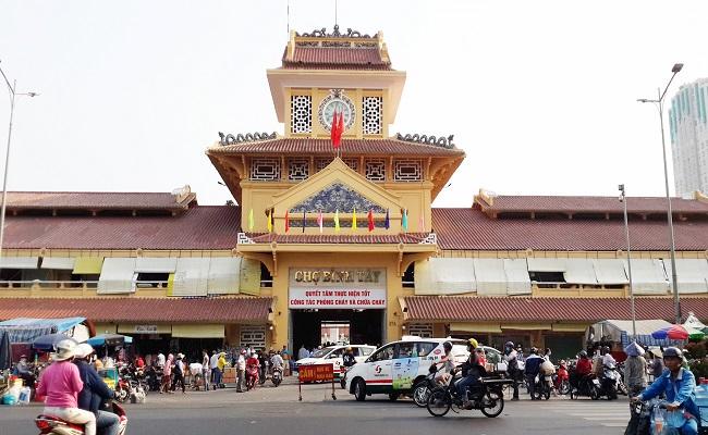 Chợ Sài Gòn đẹp đất đẹp tình 3