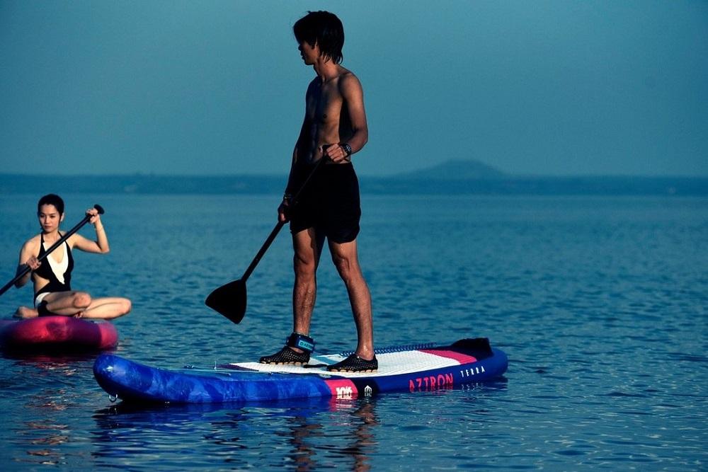 Đảo Cao Minh ở hồ Trị An 5