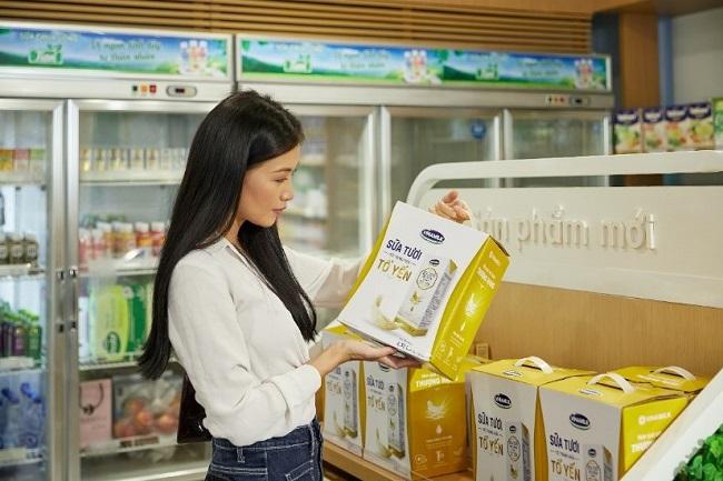 Vinamilk tấn công thị trường Singapore với dòng sản phẩm cao cấp 1