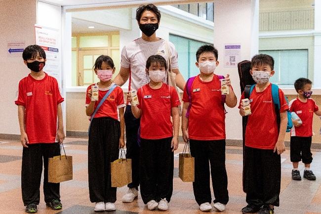 Vinamilk tấn công thị trường Singapore với dòng sản phẩm cao cấp 3