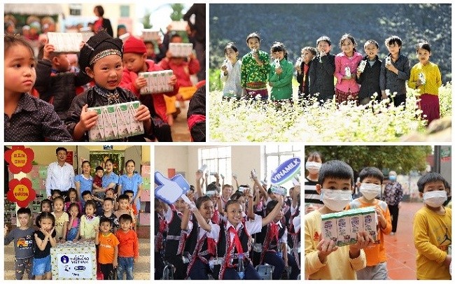 Thông điệp tích cực từ chiến dịch góp sữa của Vinamilk gây chú ý cộng đồng mạng 4