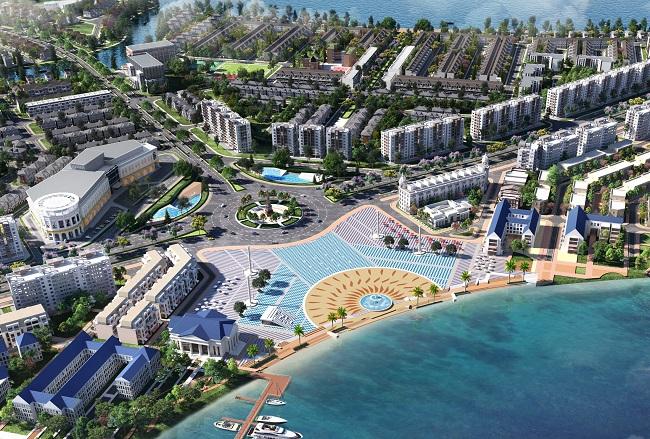 Doanh nghiệp bất động sản tiên phong ứng dụng giải pháp công nghệ vào vận hành đô thị 2