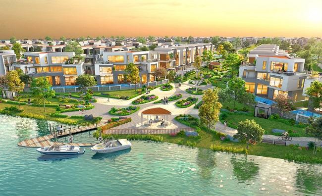 Doanh nghiệp bất động sản tiên phong ứng dụng giải pháp công nghệ vào vận hành đô thị