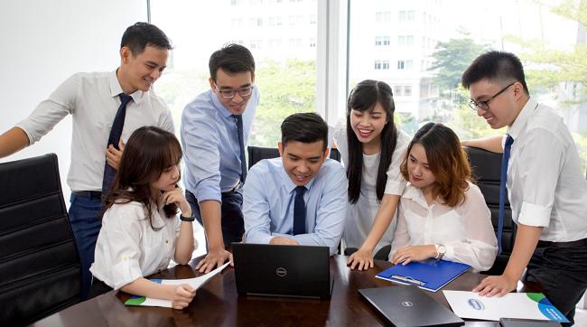 Vinamilk tiếp tục là thương hiệu tuyển dụng dẫn đầu ngành tiêu dùng nhanh 2