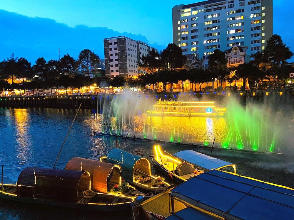 Một ngày với Sài Gòn 2