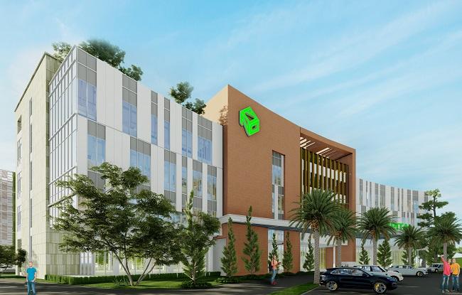 Người mua nhà chi mạnh cho tiện ích về sức khỏe tại đô thị sinh thái 3