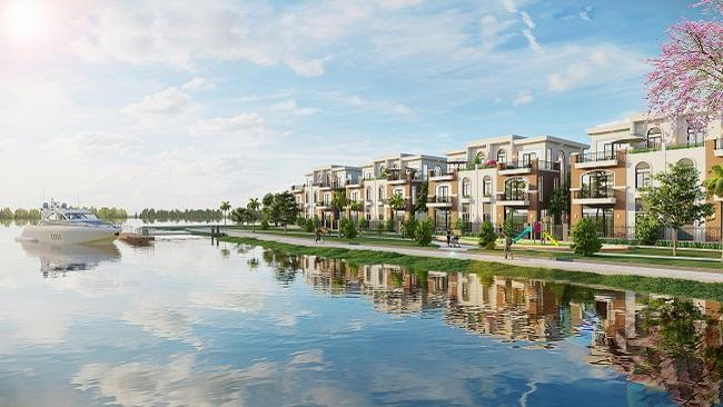 Người mua nhà chi mạnh cho tiện ích về sức khỏe tại đô thị sinh thái 2