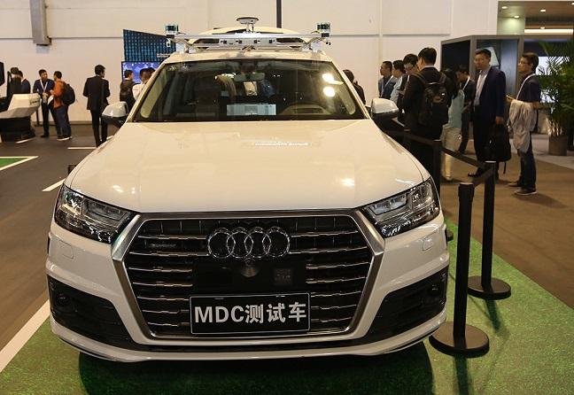 Audi bắt tay Huawei sản xuất dòng xe ô tô tự lái thông minh